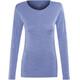 Devold Breeze Shirt Women Bluebell Melange